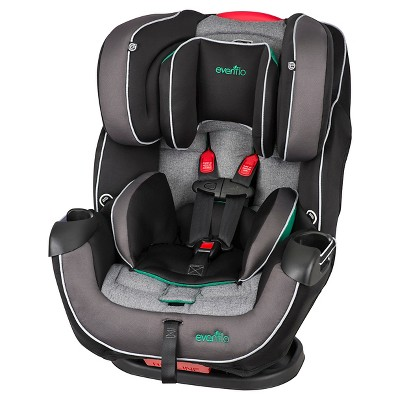 Evenflo ProComfort Symphony DLX Convertible Car Seat Alton