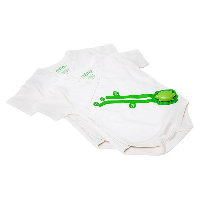 Mimo™ Smart Baby Breathing & Activity Monitor Refill Kit - Natural - 0-3 months