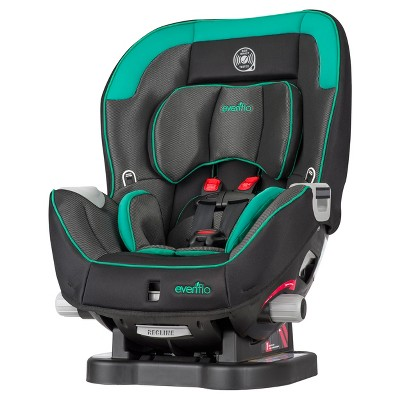 Evenflo ProComfort Triumph LX Convertible Car Seat Mercer