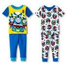 Infant Boys' Pajama Set Thomas-Blue