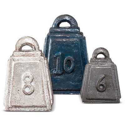 Metal Weight Set - The Industrial Shop™