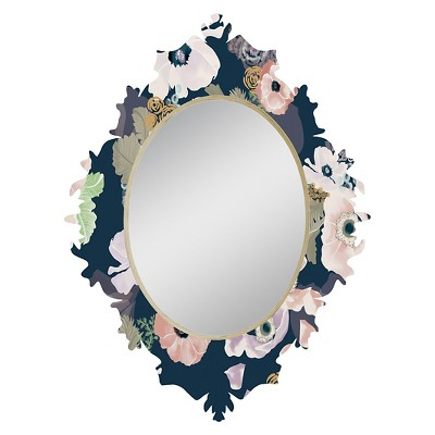 Decorative Wall Mirror Regatta DENY Designs