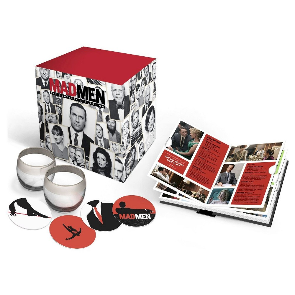 Mad Men: The Complete Collection [Blu-ray] [23 Discs]