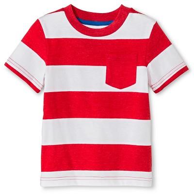 Toddler Boys' T-Shirt  - Red 18M - Circo™