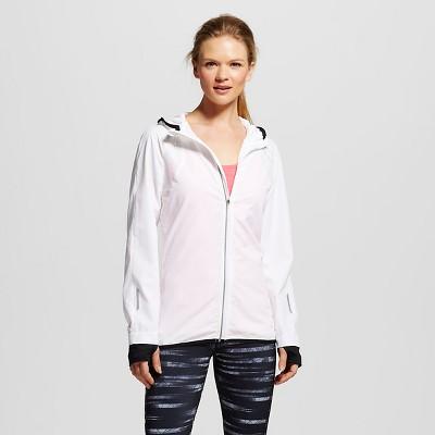 C9 Champion® Women's Premium Run Jacket - White M