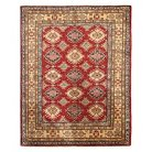 "One of a Kind Kazak Area Rug - Red (4'11""x6'3"")"