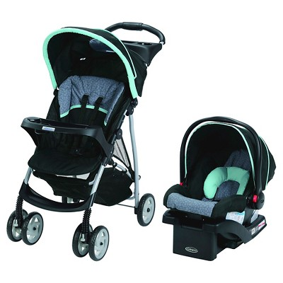 Graco Literider Click Connect Travel System - Sully