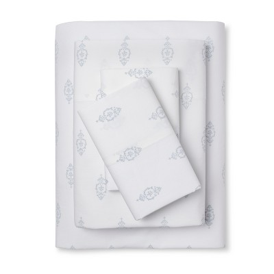 Sheet Set King Damask - Simply Shabby Chic®