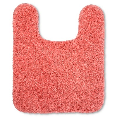 Room Essentials™ Contour Bath Rug - Georgia Peach
