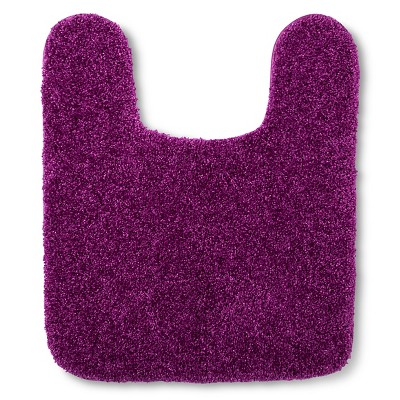 Room Essentials™ Contour Bath Rug - Purple Elegance