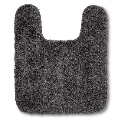 Room Essentials™ Contour Bath Rug - Masonry Gray