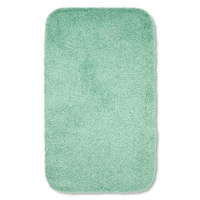 "Room Essentials™ Bath Rug - Joyful Mint (20"")"