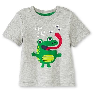 Toddler Boys' T-Shirt  - Gray 12M - Circo™