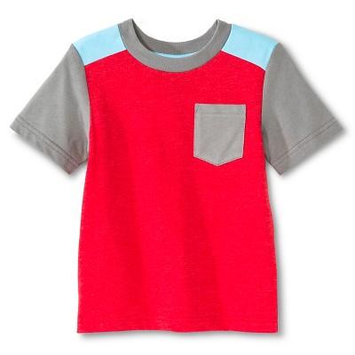 Toddler Boys' T-Shirt  - Red 12M - Circo™