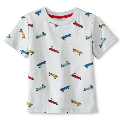Toddler Boys' T-Shirt  - Gray 6 - Circo™