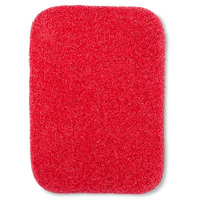"Room Essentials™ Bath Rug - Ultra Coral (17"")"