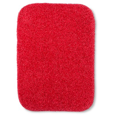 "Room Essentials™ Bath Rug - Ripe Red (17"")"