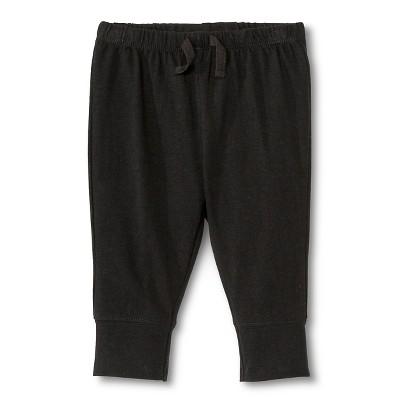 Baby Boys' Solid Pant Ebony  0-3 M - Circo™