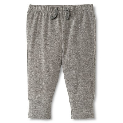 Baby Boys' Solid Pant Grey  0-3 M - Circo™