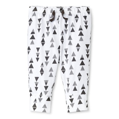 Baby Boys' Triangle Pant White  6-9 M - Circo™