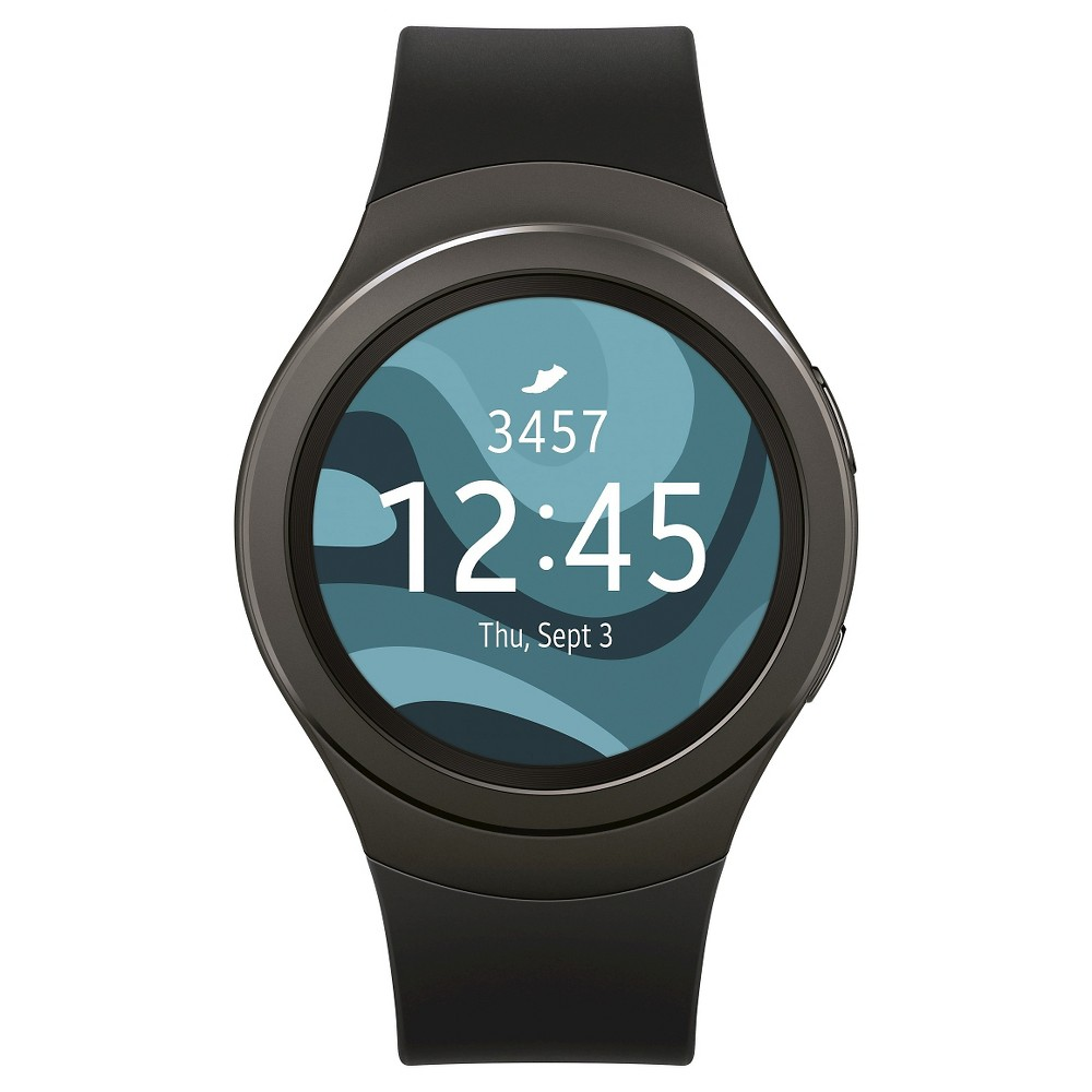 Samsung Gear S2 Black, Activity Trackers