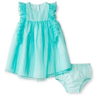 Imn Special Occasion Dresses Child Female Occasion Dresses Cherokee Aqua 12 M