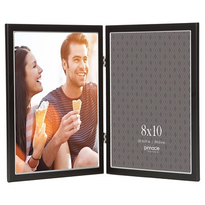"Pinnacle Frames 8""x10 Hinged Frame - Black"