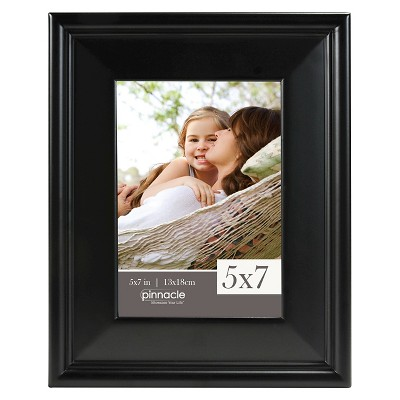 "Pinnacle Frames 5""x7"" Frame - Black"