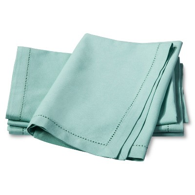 Solid Napkin - Aqua Green (Set of 4) - Threshold™