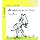 De qu color es la cebra? / What color is ( Descubrimos) (Paperback)