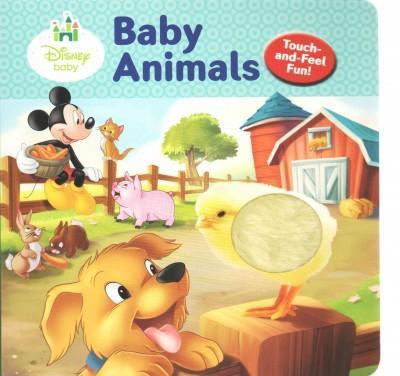 Baby Animals ( Disney Baby) (Board)