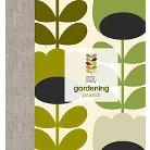 Orla Kiely Gardening Journal (Record book)