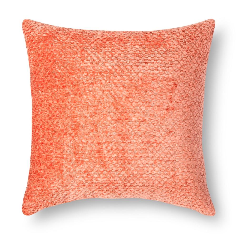 Chenille Throw Pillow