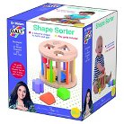 Galt Wooden Shape Sorter Block