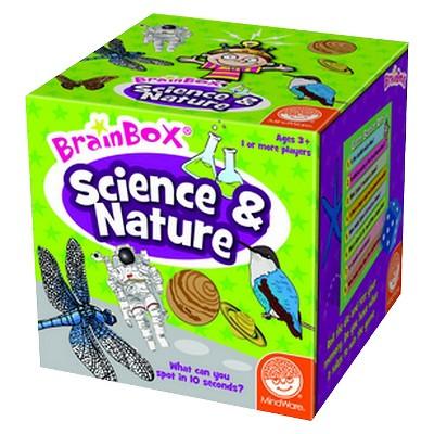 Brain Box Science & Nature Memory Game