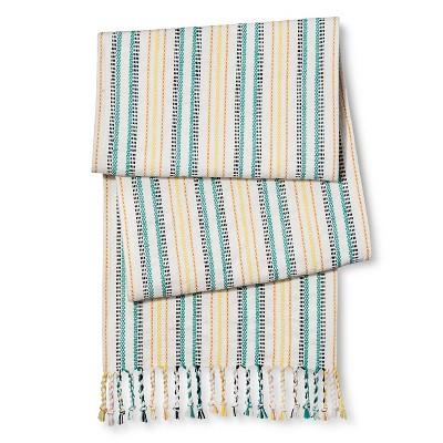 Woven Stripe Runner - Blue - Threshold™