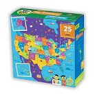 PBS Kids My Country Jumbo Puzzle (General merchandise)