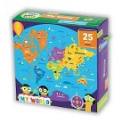 Pbs Kids My World Jumbo Puzzle (General merchandise)