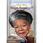 Who Was Maya Angelou? ( Who Was) (Paperback)
