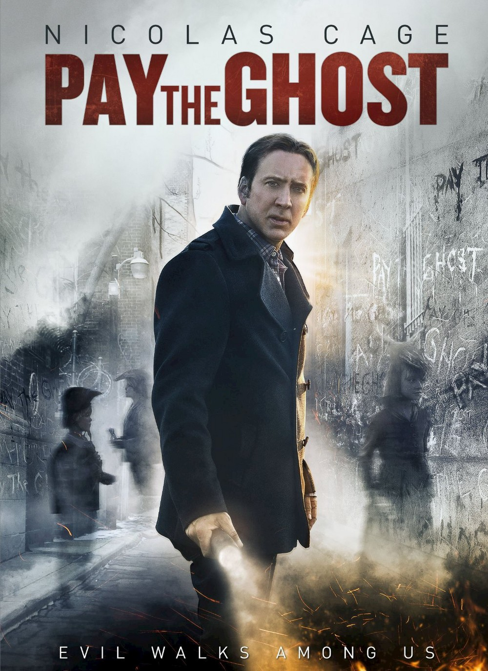 Pay the Ghost, Movies