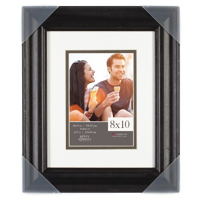 "Gallery Solutions 8""x10"" Frame - Black"