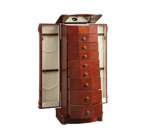 rayford jewelry armoire powell company target