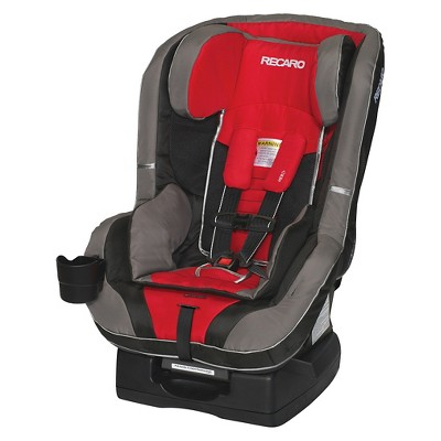 RECARO Roadster Convertible Car Seat- Chili
