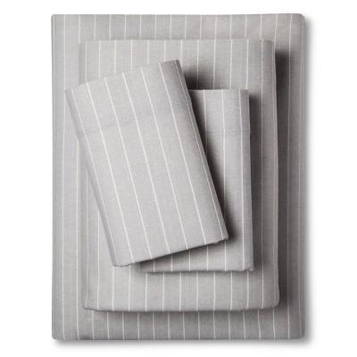 Sheet Set Chrome Non-woven Fabric QUEEN Eddie Bauer