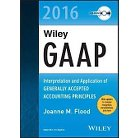 Wiley Gaap 2016 ( Wiley Gaap (Cd-rom)) (CD-ROM)