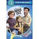 Mom, Dad & Me ( Step Into Reading, Step 2: Disney/Pixar Inside Out) (Hardcover)