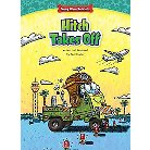 Hitch Takes Off ( Funny Bone Readers: Truck Pals on the Job) (Hardcover)