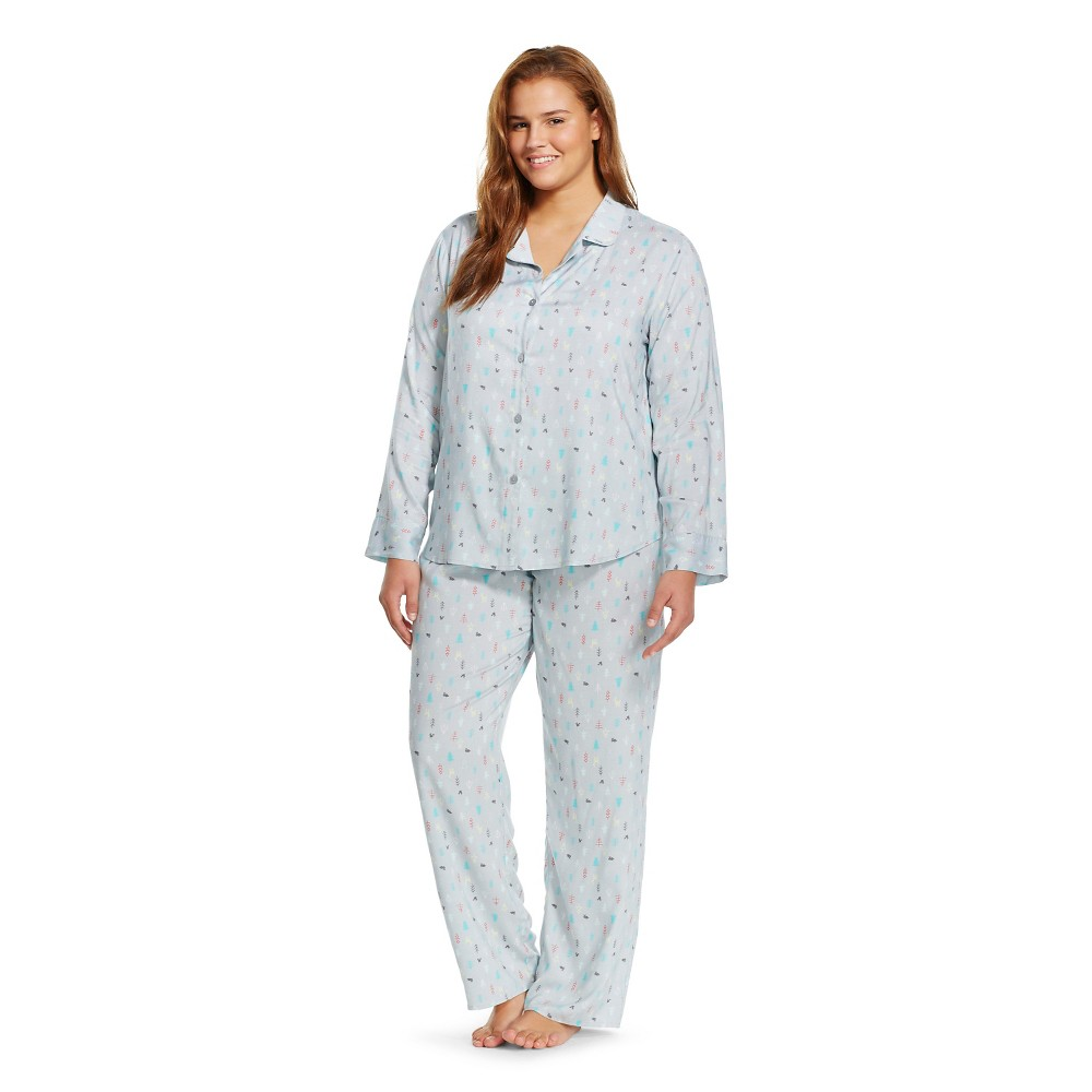 The latest trends in PlusSize Pajamas, Lingerie, and more!
