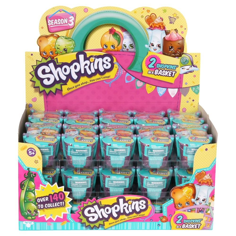 Shopkins 2 Pack Full Case Season 3 [30 Units]