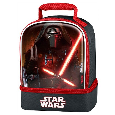 Thermos Star Wars EP VII Dual Lunch Kit - Black